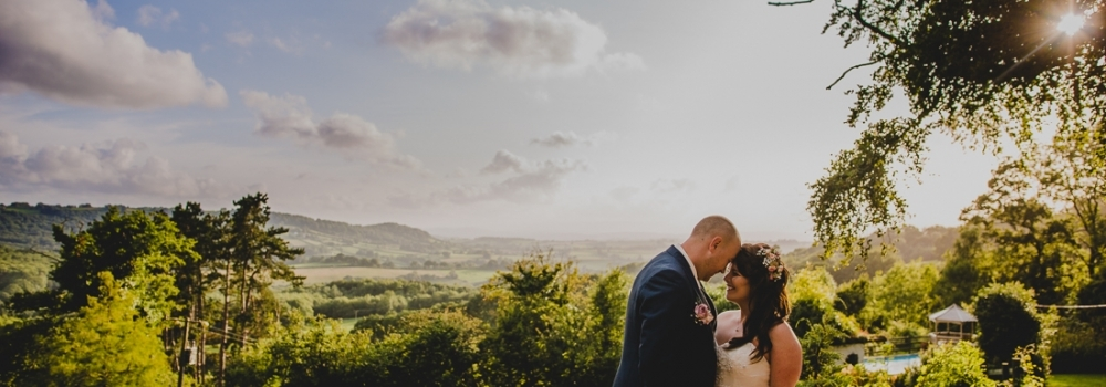Caer Llan Monmouth Wedding Photography