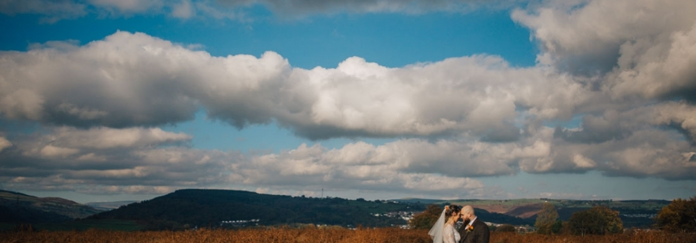 Llechwen Hall Wedding Photographer