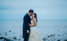 Oxwich Bay Gower Wedding Photographer