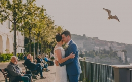 Sorrento Cloisters Italy Destination Wedding Photography