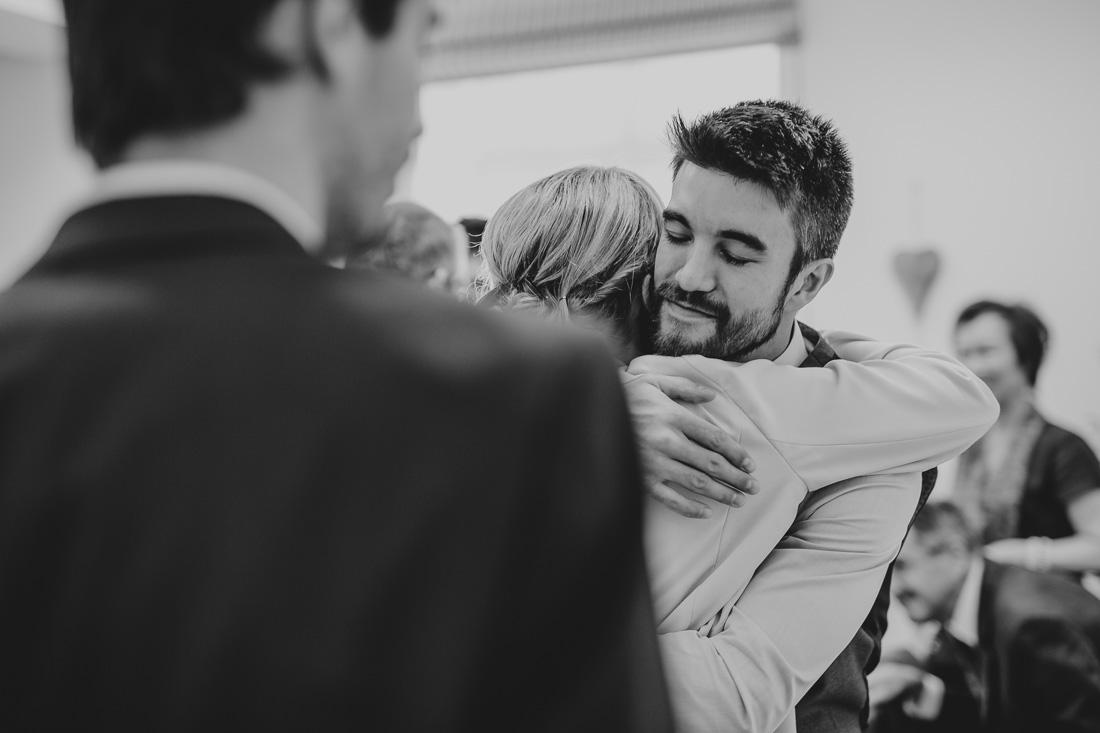 Elopement wedding South Wales UK