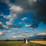 Kingscote Barn Tetbury Wedding Photographer
