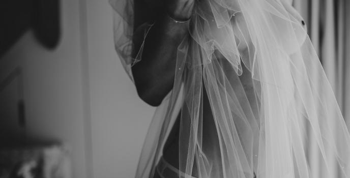 Boudoir Wedding Photography