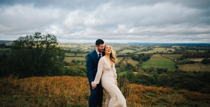 Elopement Wedding South Wales Brecon