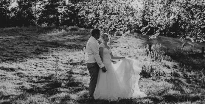 Felin Newydd Brecon Wedding Photography