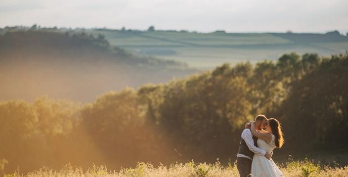 Tidenam Chase Farm Wedding