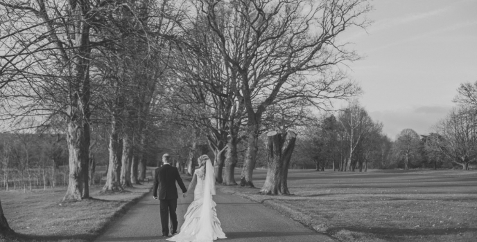 Lou and Lee get married at St. Pierre Hotel in Chepstow, South Wales