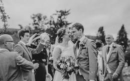 Llangoed Hall wedding photographer