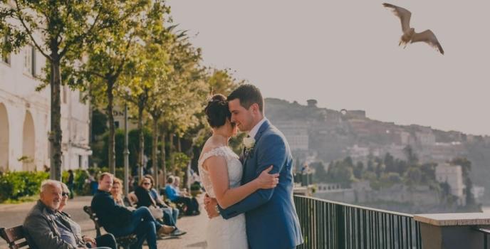 Sorrento Cloisters Italy Destination Wedding Photography