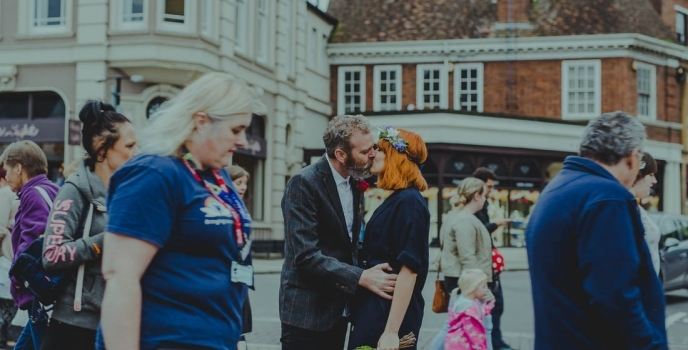 Elopement Wedding Photography Taunton